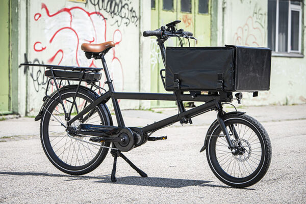 Cargobike Delivery 2-wheel