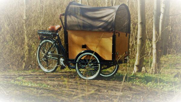 Wildenburg Classic El-ladcykel (natur)