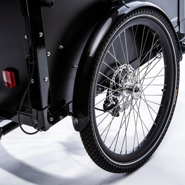 Cargobike of Sweden Delight