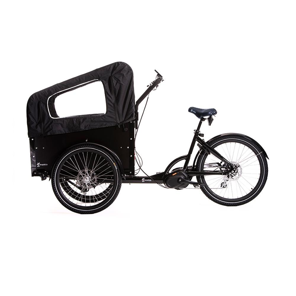 Cargobike Delight - den stærkeste el-ladcykel til prisen