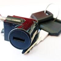 Wildenburg Låsecylinder til 9Ah-batteri