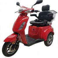 Trehjulede el-scootere