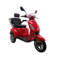 Trehjulet el-scooter