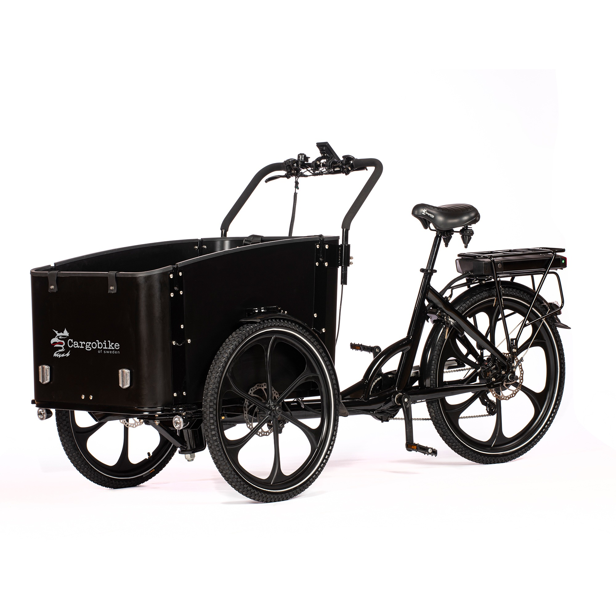 Cargobike Flex El-ladcykel